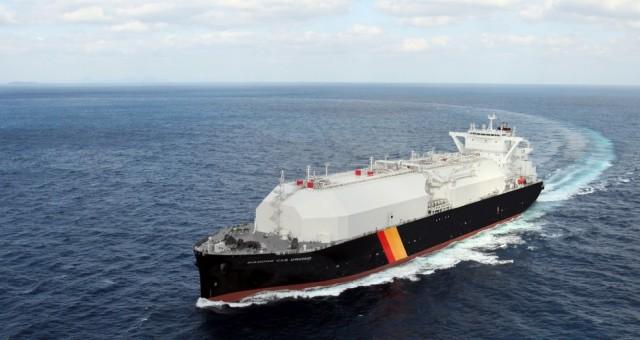 Ένα νέο πλοίο υψηλών προδιαγραφών για την NYK και την Mitsubishi Corporation