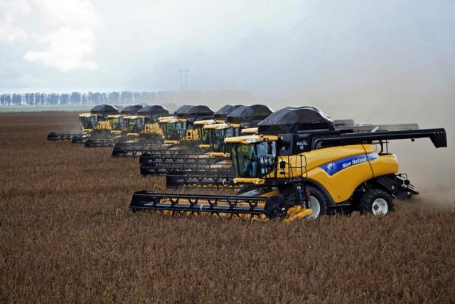 Ξηρασία πλήττει την παραγωγή σόγιας στην Αργεντινή