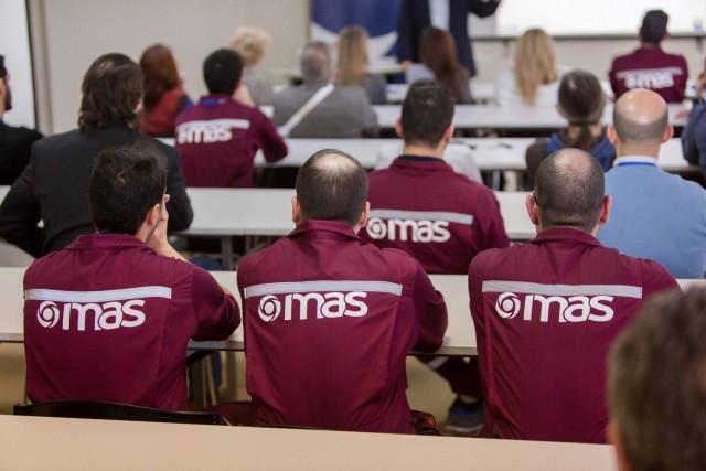 Σεμινάρια της Woodward για κύριες και βοηθητικές μηχανές από την MAS