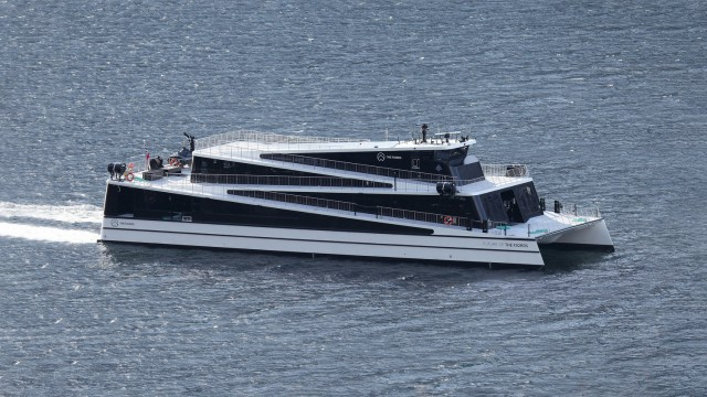 Νέο πρωτοποριακό επιβατηγό πλοίο μηδενικών εκπομπών