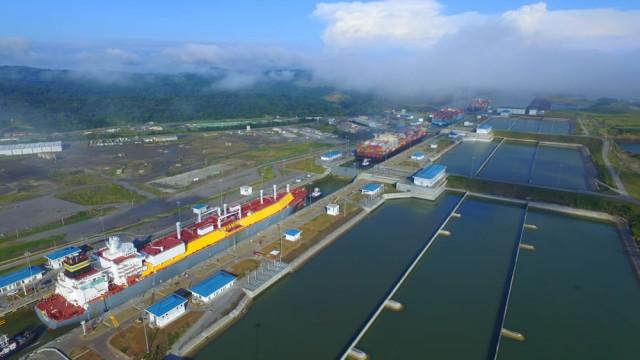 Η  Διώρυγα του Παναμά «προετοιμάζεται» για την αυξανόμενη ζήτηση LNG