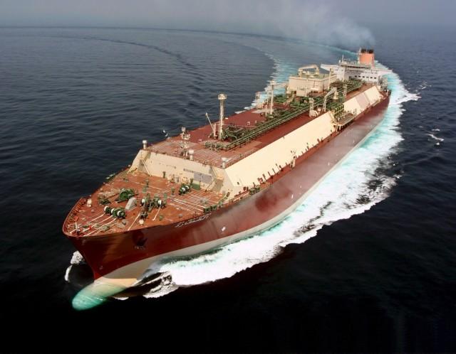 Ρεκόρ στις παραδόσεις LNG carriers εντός του 2018