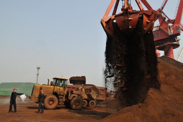 Οι μειωμένες τιμές iron ore συρρικνώνουν τα κέρδη της Vale