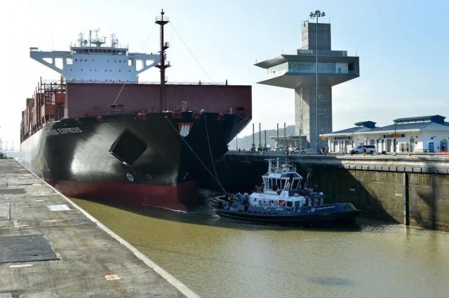 Η Διώρυγα του Παναμά προετοιμάζεται να υποδεχθεί μεγαλύτερα σε όγκο πλοία
