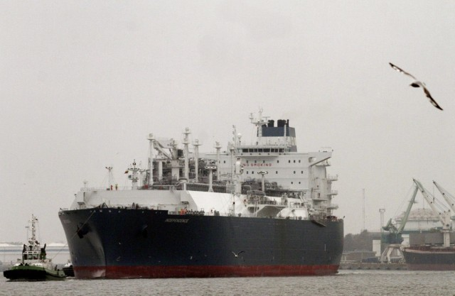 Σε άνοδο οι εισαγωγές LNG από την Κίνα