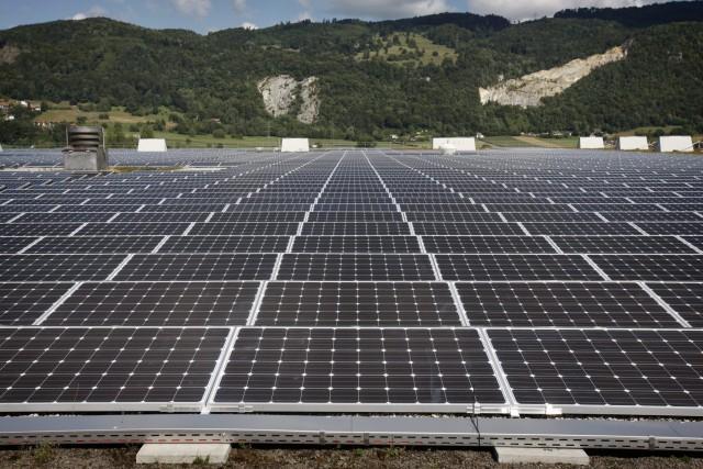 Στροφή της Ιορδανίας στην ηλιακή ενέργεια