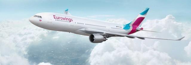 Η Eurowings εγκαινιάζει 16 νέα δρομολόγια από και προς την Ελλάδα