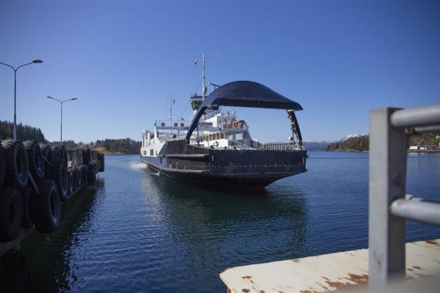 Το πρώτο παγκοσμίως σύστημα αυτόματης πρόσδεσης πλοίου