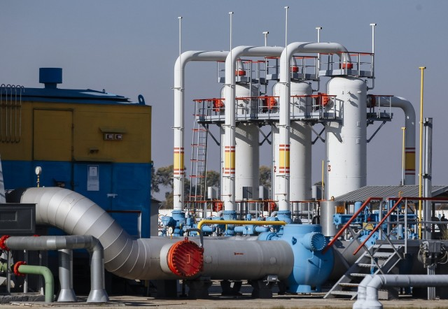 Στάση αναμονής από την Gazprom για την συνέχιση της συνεργασίας με την Ουκρανία