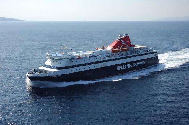 Το ABB Turbocharging LifecycleCare η προτιμώμενη επιλογή για την Hellenic Seaways