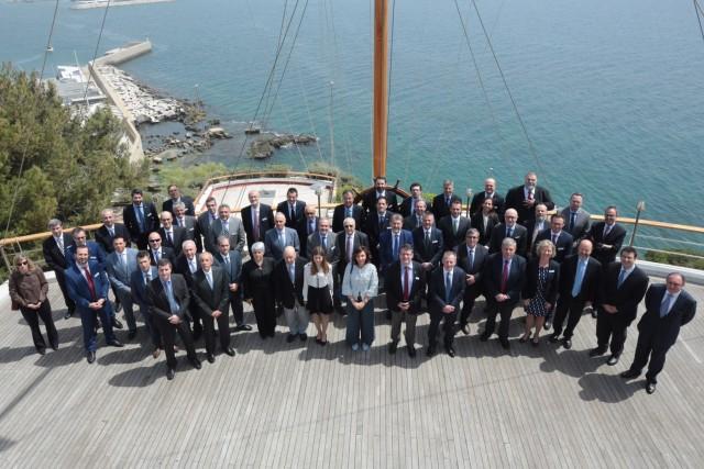 Πραγματοποιήθηκε η ετήσια συνεδρίαση της Ελληνικής Εθνικής Επιτροπής του DNV GL