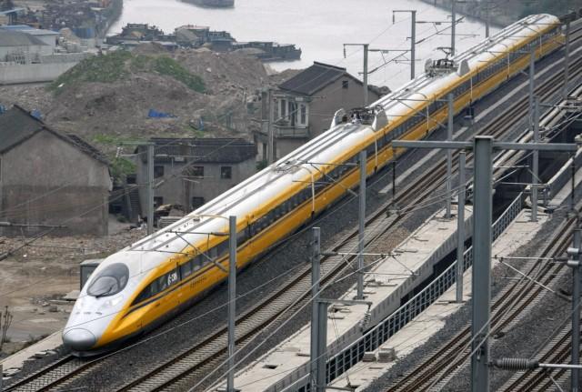 Εγκαινιάζεται η μεγαλύτερη high-speed σιδηροδρομική γραμμή Κίνας-Ρωσίας