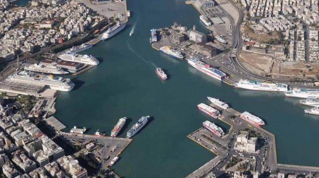 Το λιμάνι του Πειραιά μετατρέπεται σε ναυαρχίδα των ευρωπαϊκών θαλάσσιων μεταφορών