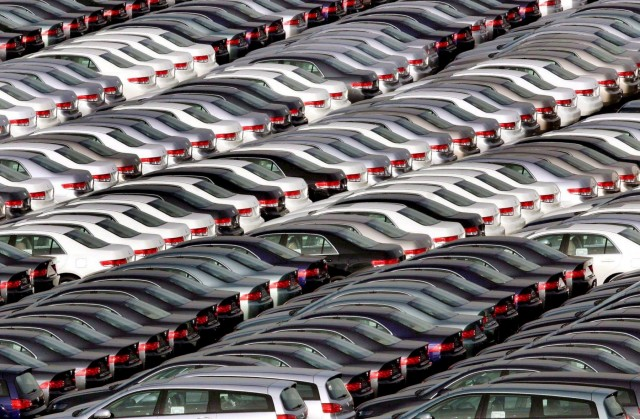 Ανοδικά κινούνται οι εξαγωγές οχημάτων της Βραζιλίας