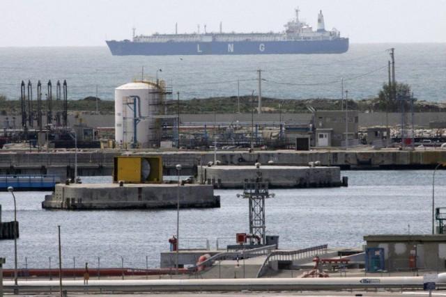 Kαθ'οδόν προς τη Μέση Ανατολή το πρώτο αμερικανικό φορτίο LNG