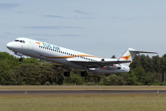 Τα αναπτυξιακά σχέδια της TUS Airways στην ελληνική αγορά