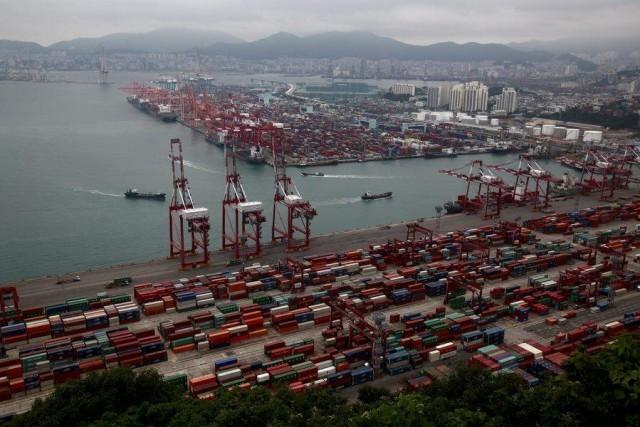 Αύξηση των νοτιοκορεατικών εξαγωγών αγροτικών προϊόντων