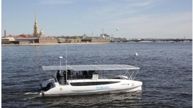 Το πρώτο ρωσικό «ηλιακό» σκάφος αποτελεί γεγονός