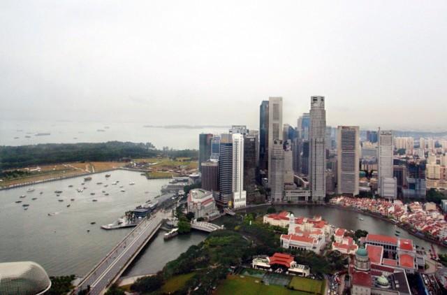 Η Σιγκαπούρη ενεργεί υπέρ της προστασίας του περιβάλλοντος