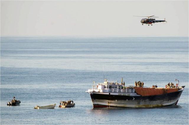 Οι θάλασσες της Ανατ. Αφρικής στόχος πειρατικών και ληστρικών επιθέσεων για τα πλοία