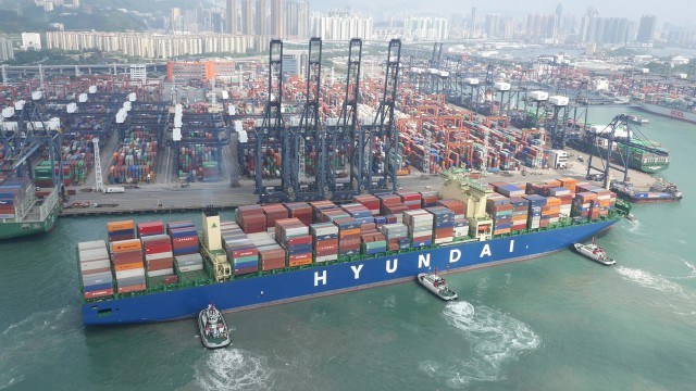 Αποσύρεται από το διατλαντικό εμπόριο η Hyundai Merchant Marine