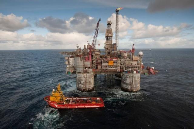 Νέο μεγάλο πετρελαϊκό κοίτασμα στον Κόλπο του Μεξικό