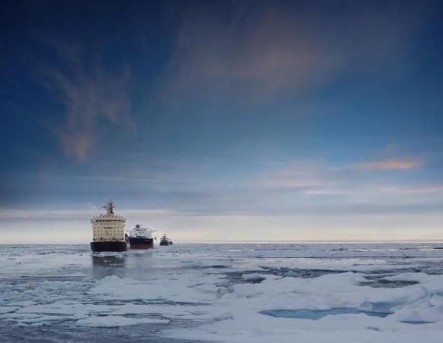 Ρωσικές συμμαχίες στις θάλασσες του Βορρά