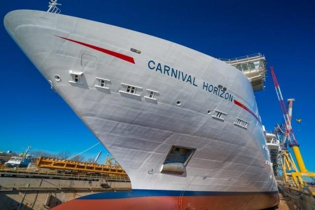 Τελετή ονοματοδοσίας για το 26ο πλοίο της Carnival Corporation