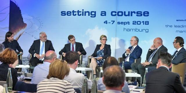 Αποστολή στο Αμβούργο: Ποια θέματα απασχολούν σήμερα τη ναυτιλία