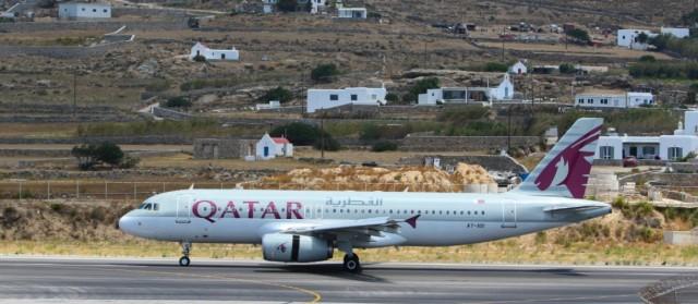 Ξεκίνησαν οι απευθείας πτήσεις Ντόχα- Μύκονος
