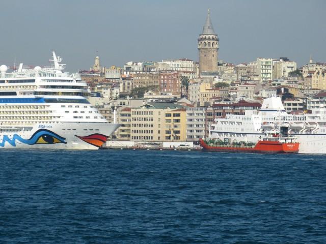 Δυναμική επάνοδος της Τουρκίας στην αγορά κρουαζιέρας;