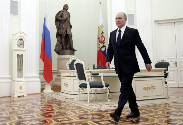 Ο Πούτιν χαιρετίζει τη συνεργασία Ρωσίας-OPEC