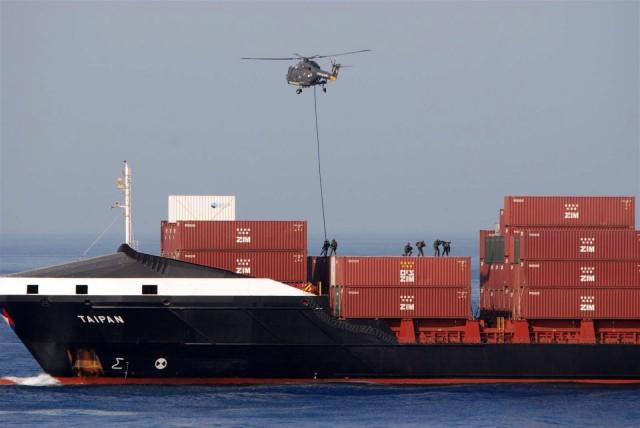 Αυξημένα τα κρούσματα επιθέσεων σε πλοία στην Ινδονησία
