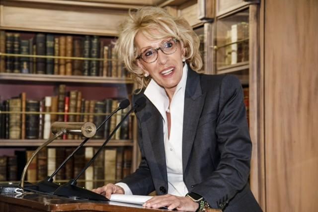 Αντιπρόεδρος της CIRM εξελέγη η Αθηνά Βεζύρη