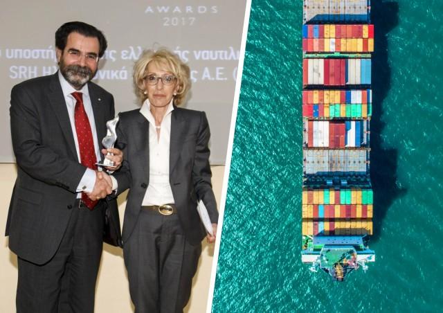 SRH Marine Sait: Βραβείο υποστήριξης της ελληνικής ναυτιλιακής επιχειρηματικότητας