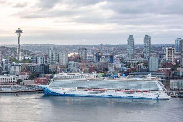 Ένα νέο eco- friendly κρουαζιεροπλοιο- μεγαθήριο για την Αλάσκα