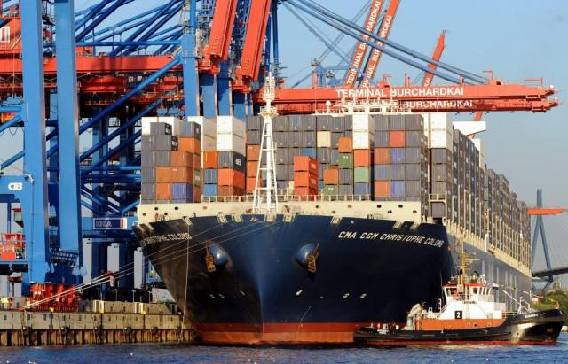 H CMA CGM στοχεύει στην ενσωμάτωση της τεχνητής νοημοσύνης στα πλοία της