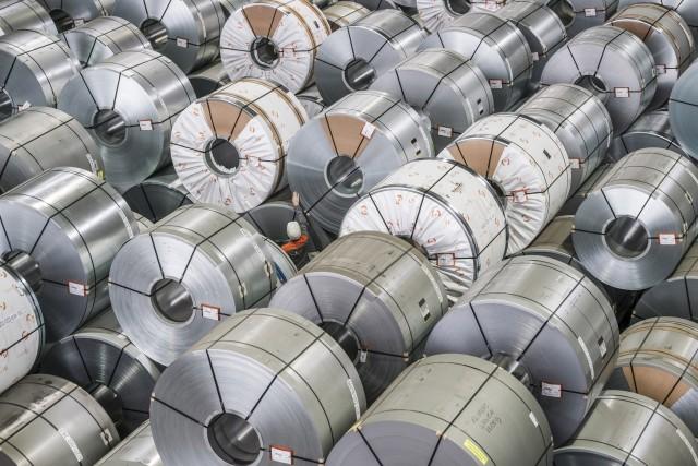 Στα ύψη οι εξαγωγές χάλυβα της Ινδίας