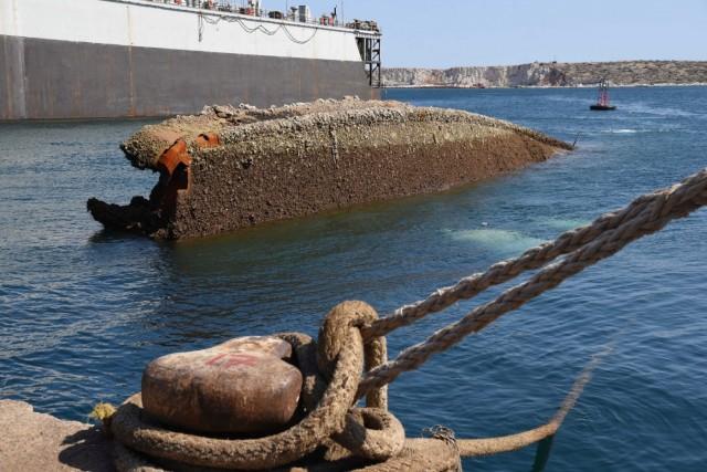 Ανέλκυση ναυαγίων στην Ελλάδα: Το νέο νομοθετικό πλαίσιο