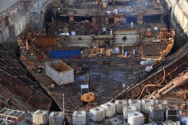 Πόσα πλοία ανακυκλώθηκαν πέρυσι σε διαλυτήρια της Ν. Ασίας;