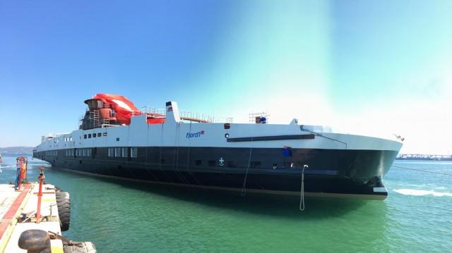 Τουρκικό ναυπηγείο έχει κατασκευάσει 47 πλοία για χάρη νορβηγικής εταιρείας