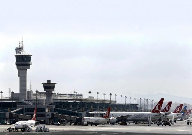 Η Κωνσταντινούπολη παγκόσμιος κόμβος της αεροπορικής κίνησης