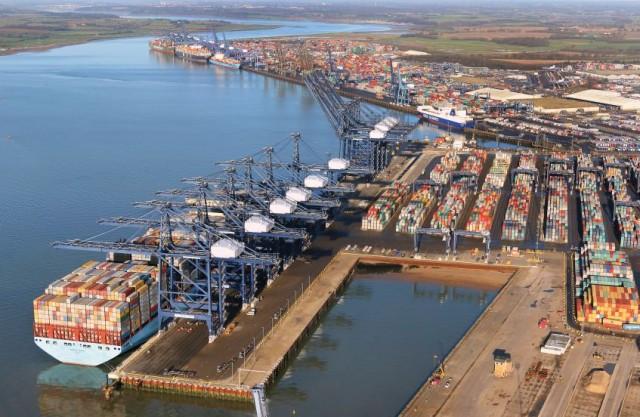 Όταν ένα σύστημα ΙΤ βραχυκυκλώνει το λιμάνι- πύλη της Αγγλίας