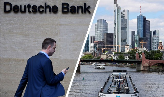 Την έξοδό της από τη ναυτιλία επιζητά η Deutsche Βank