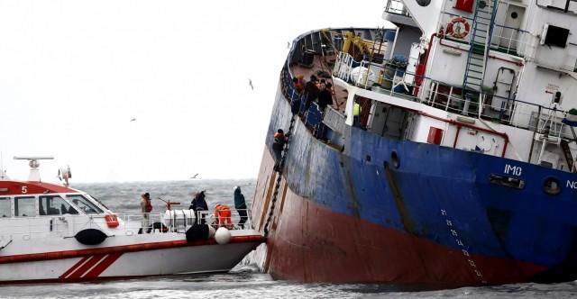 Τουρκικό πλοίο σε κατάσταση έκτακτης ανάγκης ανοικτά της Κροατίας