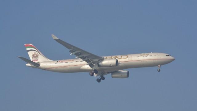 Δεύτερη συνεχόμενη χρονιά απωλειών για την Etihad Airways