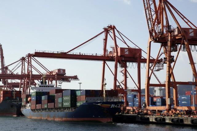 Μία νέα πύλη εμπορευμάτων ανοίγεται προς τις χώρες της Μέσης Ανατολής