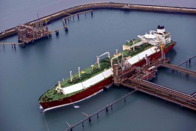 Οι πρώτοι τερματικοί σταθμοί εισαγωγής LNG κατασκευάζονται στην Αυστραλία