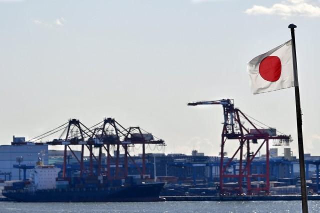 Τα πίσω- εμπρός στο ιαπωνικό εμπόριο