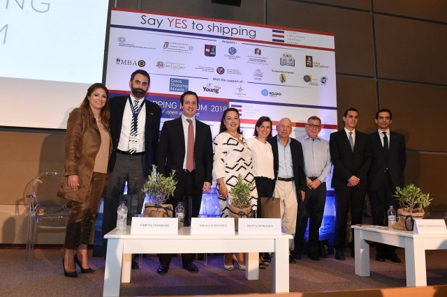 Το YES to Shipping Forum είπε το μεγάλο «ναι» στη ναυτιλία